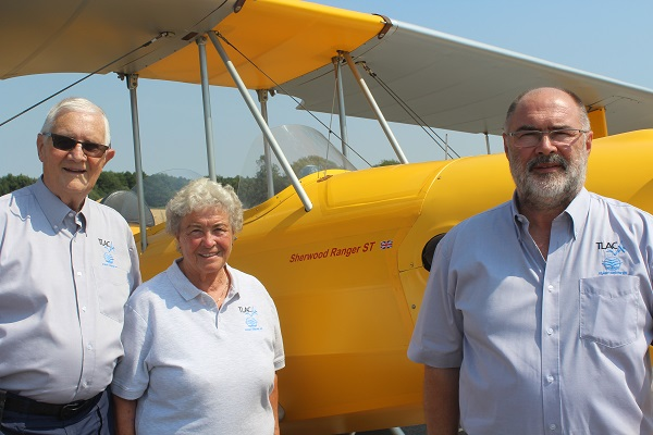 Norfolk couple's airplanes and savings gains