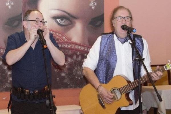 Charity-dinner-singers