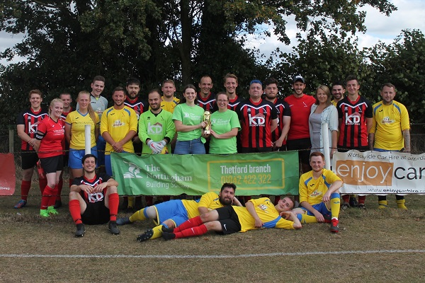 Charity-football-match
