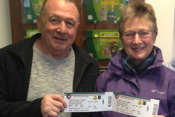 Tigers-ticket-winners