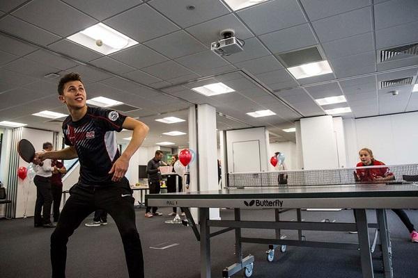 Adam-table-tennis