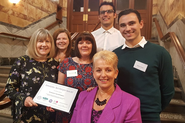 Beeston-team-community-award
