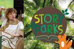 Nicky Rafferty Storyteller StoryParks The Nottingham