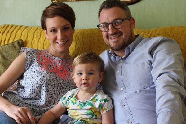 Emma, Matt and Martha Reeder