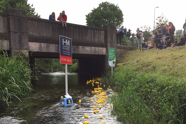 Rothley Duck Race