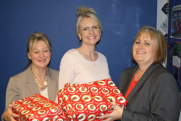 shoe box appeal kicks off