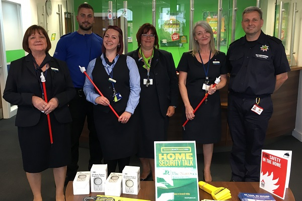 Stapleford-team-security-event