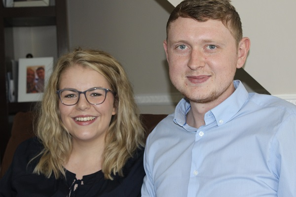 Young Couple Chloe and Jordan Buy Their First Home